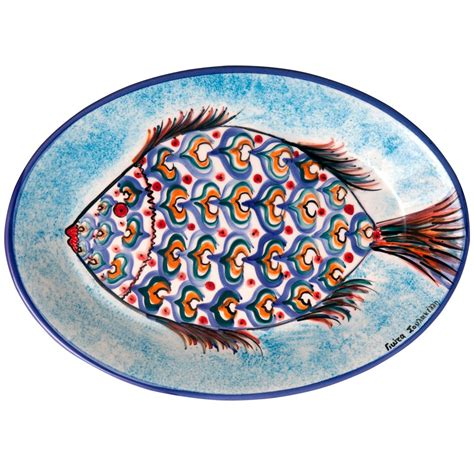 Decorative Platters by Decorative Platters Ethnic Fish