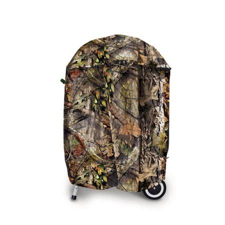 backyard grill 30 quot camo kettle cover by allen company