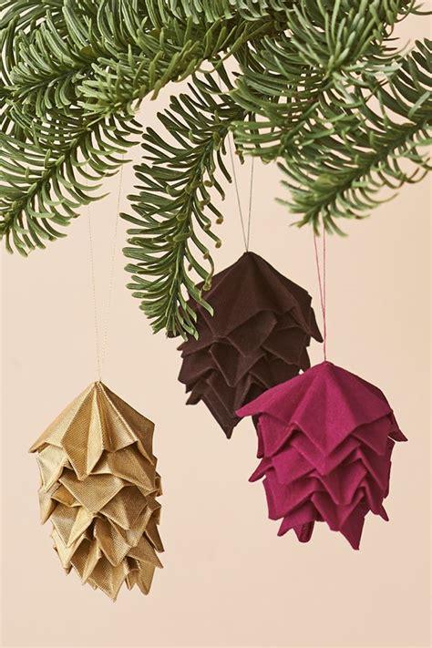 Origami Fabric Tree - best 25 fabric origami ideas on