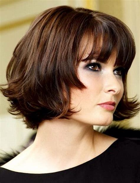 hair cut for with chin hairstyles chin length
