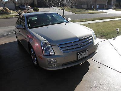 airbag deployment 2007 cadillac sts navigation system sedan for sale in pueblo colorado