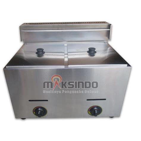 Jual Minyak Bulus Blitar jual mesin gas fryer mks 7lx2 di blitar toko mesin maksindo blitar toko mesin maksindo blitar