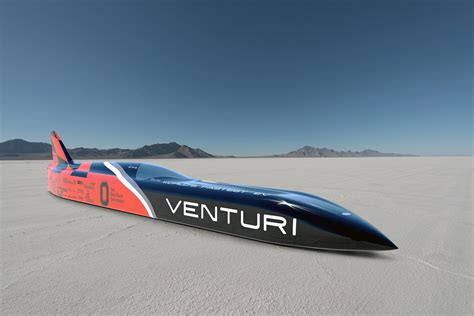 What Car Has The Most Horsepower by Venturi And Ohio State Set 341 4 Mph Electric