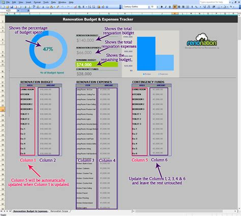 free rental property spreadsheet template free property management spreadsheet excel template for
