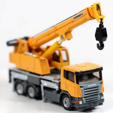 Alat Berat Liebherr Jual Beli Scania Crane Liebherr Siku 87 Alat Berat