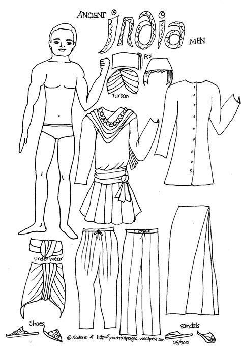 printable viking paper dolls costumes on pinterest paper dolls ancient egypt and