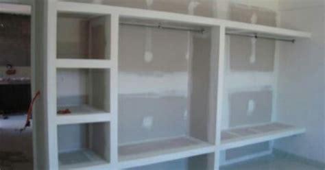 closet tablaroca closet pinterest drywall shelves  steel frame