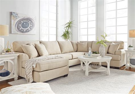 3pc Sectional Sofa by Brioni Nuvella Sand 3pc Raf Sofa Sectional Louisville