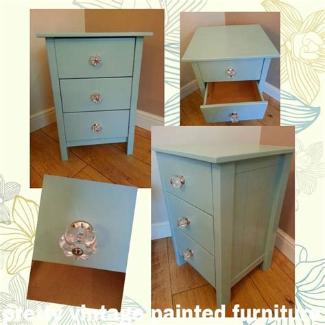 Bedside Table Ls Duck Egg Blue by Best 25 Blue Bedside Tables Ideas On
