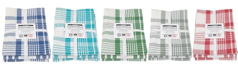 amazon com now designs jumbo pure kitchen towel set of 3