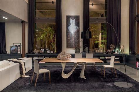tavoli pranzo design tavolo allungabile da pranzo piano in vetro per