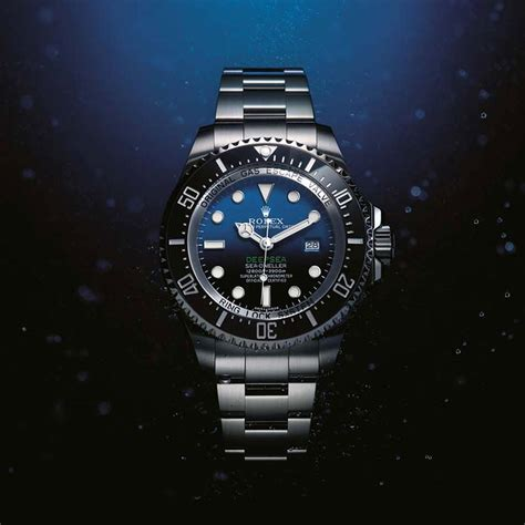rolex dive watches deepsea dive d blue dive rolex the jewellery editor
