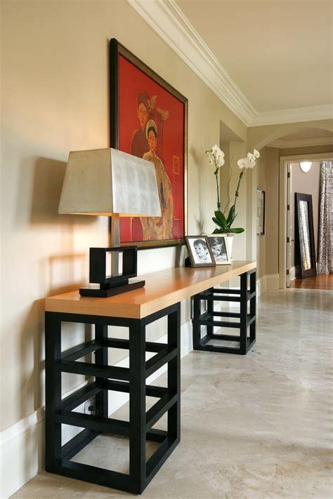 modern foyer furniture amazing handmade solid wood