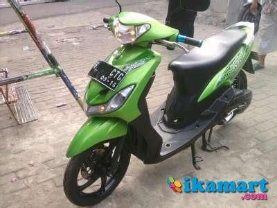 Arang Stater Angker Stater Mio Ori Lokal jual yamaha mio cw 2011 bulan 9 hijau motor