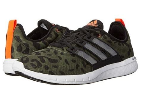 adidas climacool leap mens athletic shoes new size 9 13 running green camo black ebay