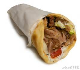 what is a gyro sandwich with pictures