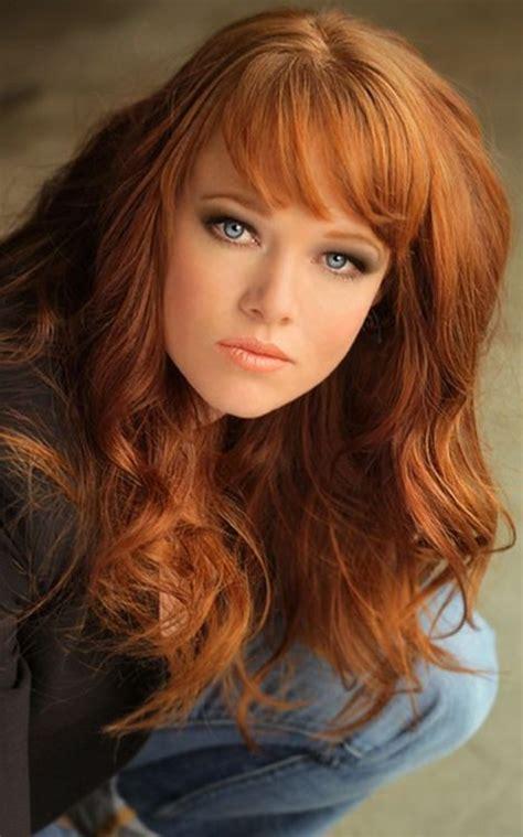 color de pelo moda 2016 la moda en tu cabello color de cabello rubio cobrizo 2015