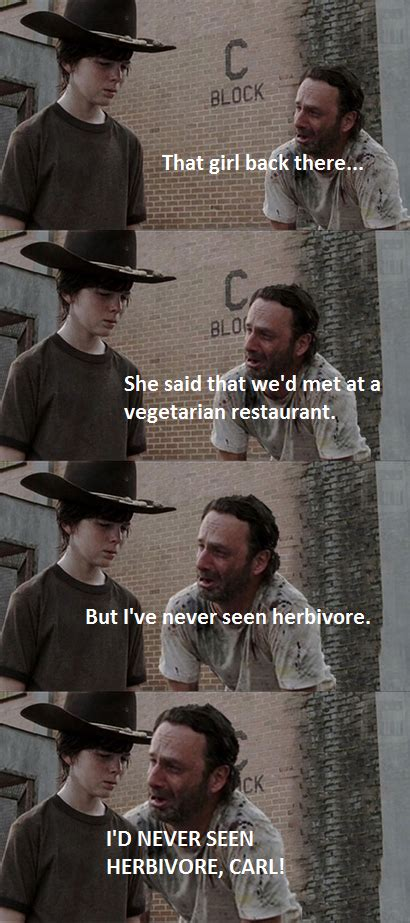 Coral Meme - walking dead meme coral www imgkid com the image kid