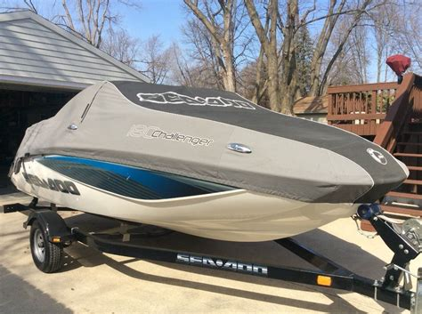 2008 sea doo challenger 180 for sale sea doo 180 challenger se 2008 for sale for 14 500