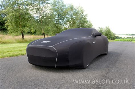 Aston Martin Car Cover by Indoor Car Cover Db7