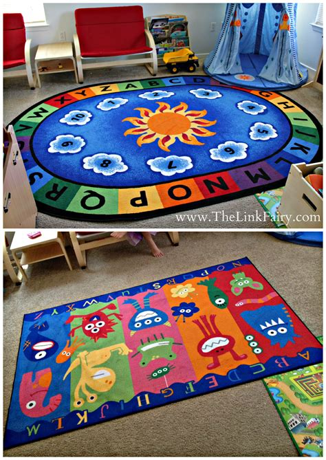 play room rugs on a mission creating the play room
