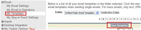 Step By Step Salesforce Tutorial Creating Email Template 4 Of 6 Jitendra Zaa S Blog How To Create An Email Template In Salesforce Lightning