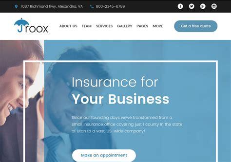 theme wordpress insurance 30 best insurance wordpress themes of 2017