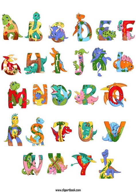 printable dinosaur alphabet book dinosaur alphabet letter i pictures to pin on pinterest
