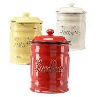 Italian Kitchen Canisters by Italian Ceramic Kitchen Canisters Kitchen Canisters