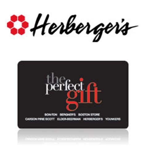 Elder Beerman Gift Card - buy herberger s gift cards at giftcertificates com