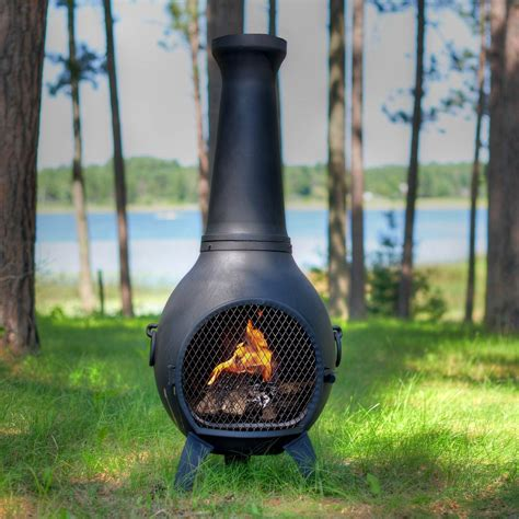 Chiminea Patio Clay Pit Chimney Pit Design Ideas