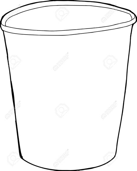 Mug Single Empty cup drawing at getdrawings free for personal use cup