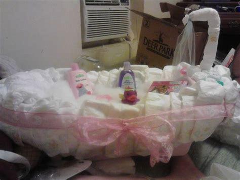 how to make a bathtub diaper cake bathtub diaper cake cake ideas and designs