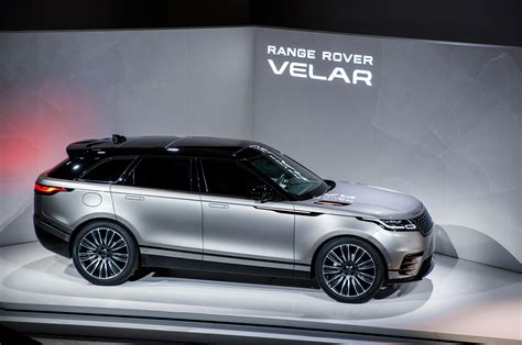 velar land rover first look 2018 range rover velar automobile magazine