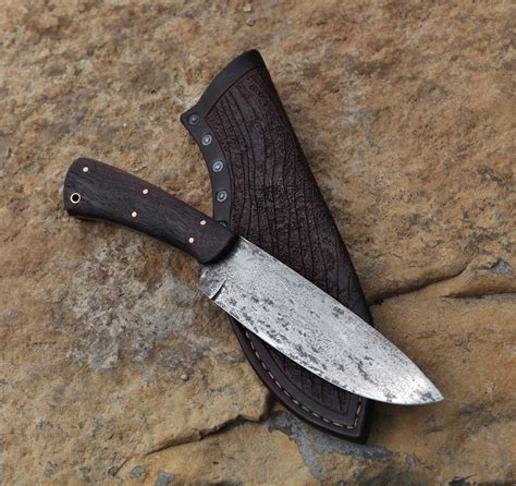 spear knives spear point c knife rosewood