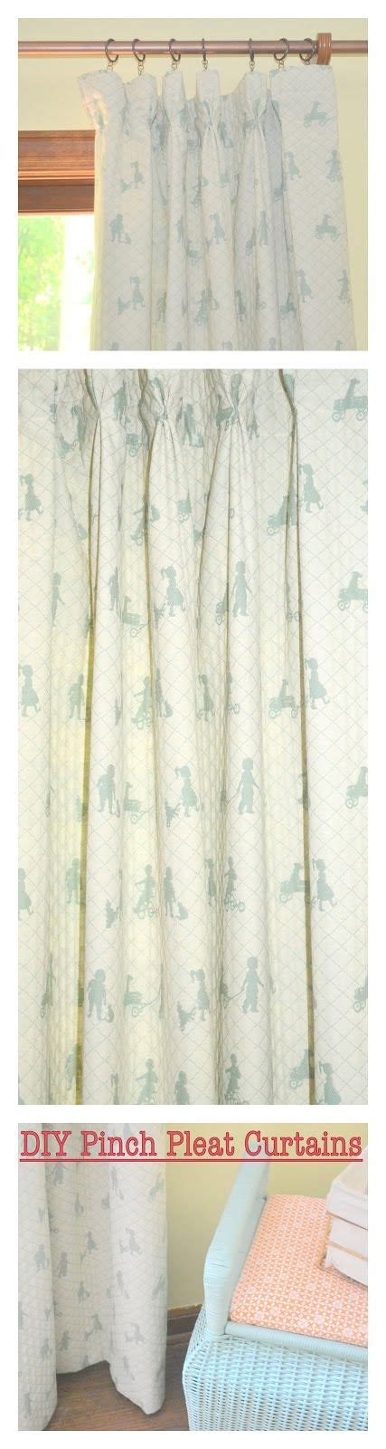 pleated curtains diy 17 best images about window coverings on pinterest