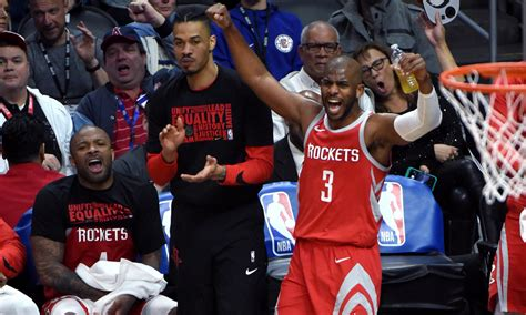 rockets bench how the west playoff matchups could best align for the