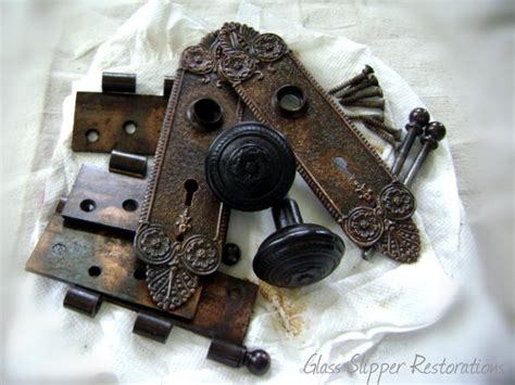 How To Restore Door Hardware by Hometalk Here S A Quot Chemical Free Quot Way To Restore Your