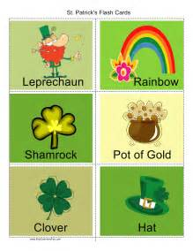 st s day flash cards kidscanhavefun