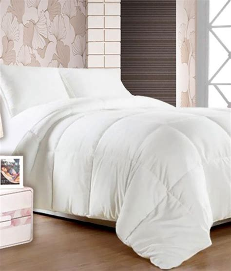 Comforter Cost by Story Home White Premium Soft Comforter Buy