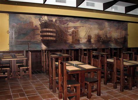 restaurant wall murals interior wall murals in a restaurant denver custom wall