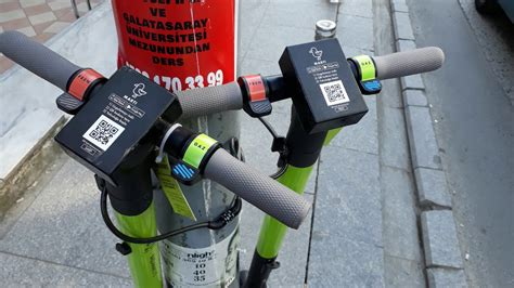 marti elektirikli scooter uygulamasi youtube