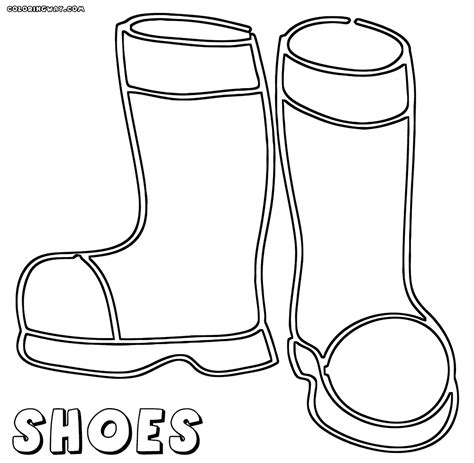 shoes coloring pages shoes coloring pages coloring pages to and print