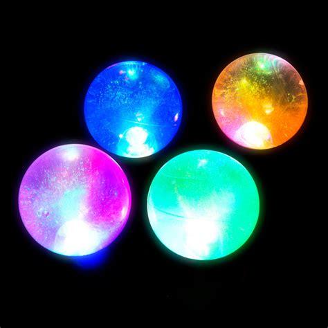 light up balls wholesale bulk dropshipper 100mm light up water glitter