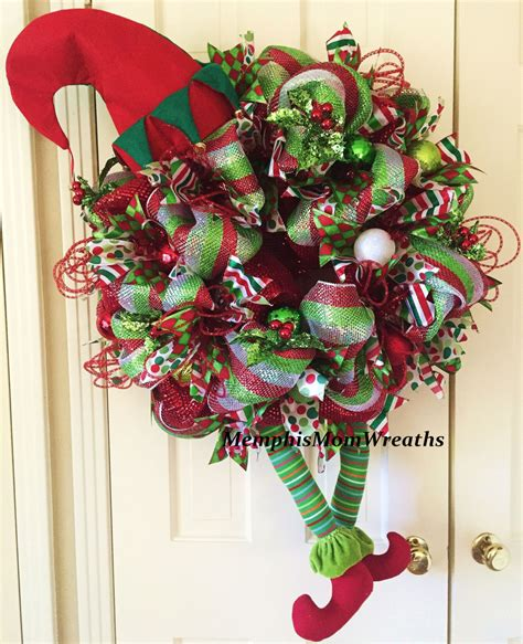 deco mesh wreaths deco mesh wreath deco mesh by memphismomwreaths