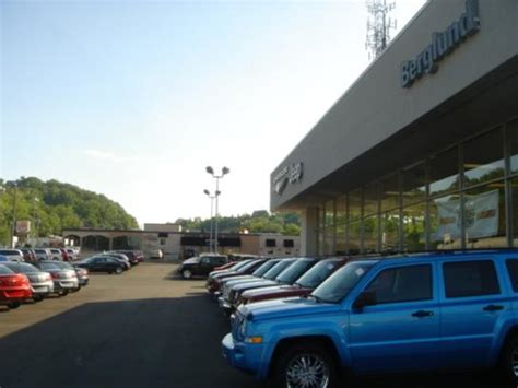Jeep Dealer Virginia Berglund Chrysler Jeep Dodge Roanoke Va 24014 Car