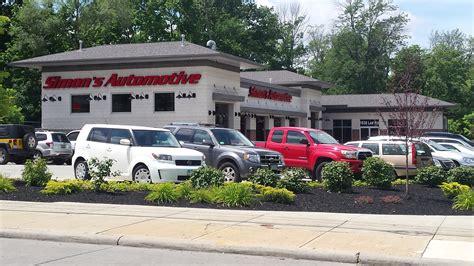 Auto Service Repair Oil Change In North Canton Ohio