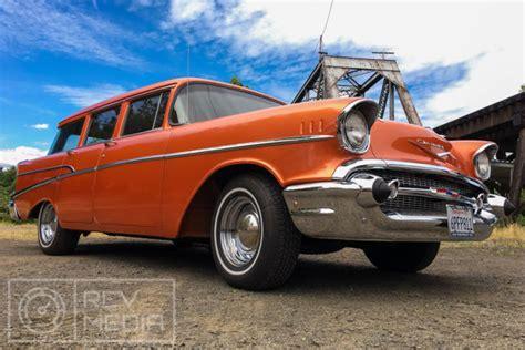 Chevy 4 Door by 1957 Chevy Bel Air 4 Door Wagon