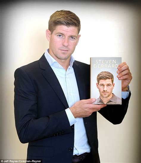 Steven Gerrard My Story steven gerrard the clubs that tried to sign me in my last