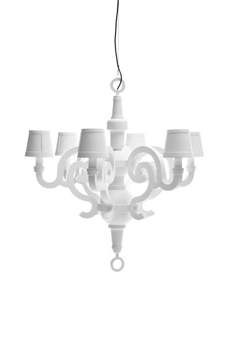 How To Make A Chandelier L Shade by Paper Chandelier L Moooi